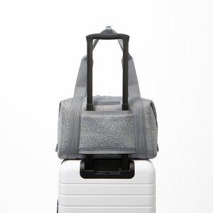 Heather Grey Landon Carryall Duffle Bag